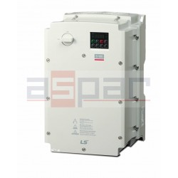 LSLV0075S100-4EXFNS 7,5 / 11,0 kW IP66