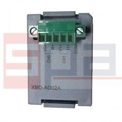 XBO-AD02A - 2 wejścia analogowe