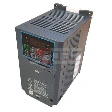 LSLV0008G100-4EOFN - 0,75kW, 3~